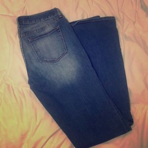 Gap Women's Perfect Boot Jeans Size 30 XL Tall